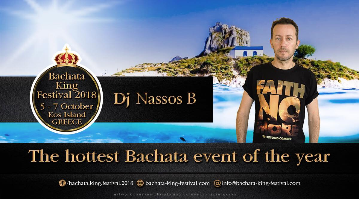 Welcome to the Official Page of Latin Dj Nassos B from Greece
